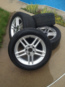 """Mag 16"""" 5X114.3 MUSTANG 225 60 r16 92w"""