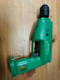Hitachi battery drill with no battery or charger . . .