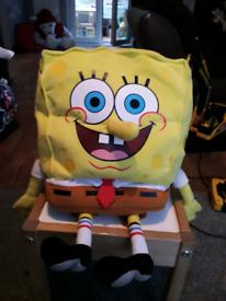 Spongebob cushion