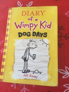 $10 diary of a wimpy kid dog days