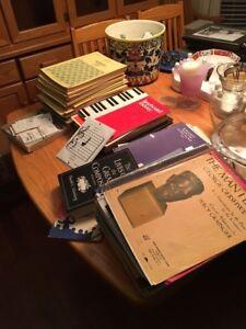 Piano Sheet Music Galore