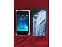 iPhone 4 Unlocked Excellent condition