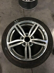 FS: Used 5x120 17x* et35 BMW M6 Rep Wheels. Cambridge Kitchener Area image 4