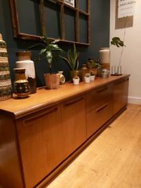 Mid century teak sideboard unit