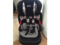 Baby weaver car seat 9-36kg