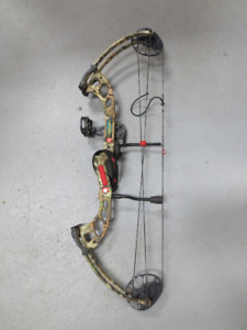 PSE Vision Compound Bow w/ Case