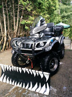 Yamaha Grizzly 660 Edition Silvertips