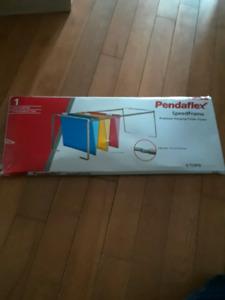 Pendaflex hanging folder letter and legal (adjusta