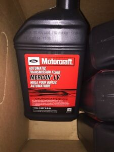 Original Ford transmission fluid
