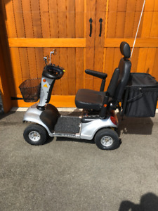 """New """"Shoprider"""" electric mobility scooter"""