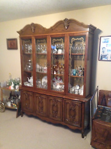 Table and Hutch GREAT DEAL Moving