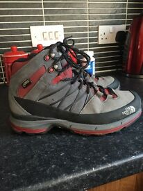 north face boots size 7