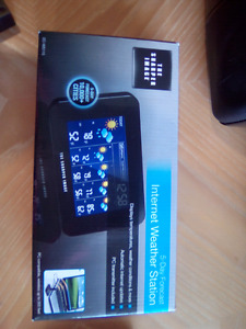 5 Day Forcast Internet Weather Station