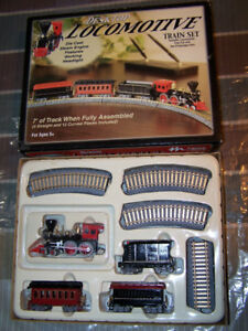 Desktop Locomotive Train Set #1