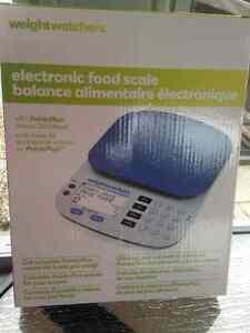 Balance alimentaire électronique
