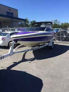 Celebrity 180 speed boat for sale!