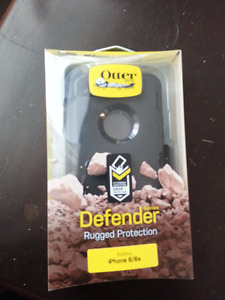 iPhone 6/6s Black Otter Box - NEW