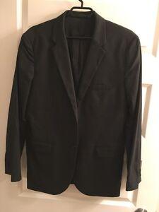 Gap grey two button blazer size 40 R