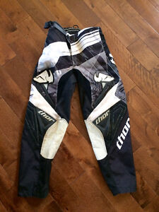 Thor Motocross Riding Pants.