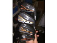 King cobra forged MB CB irons 3 - pw