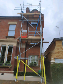 Scaffolding Hire All London Areas