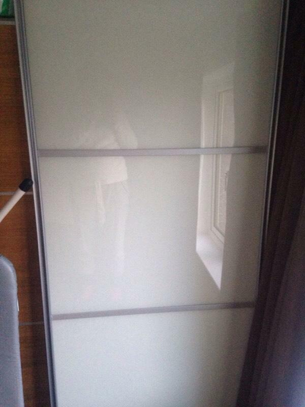 Sliding wardrobe door in murrayfield edinburgh gumtree for Sliding glass doors gumtree