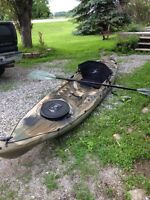 ***Brand new fishing kayak for sale***