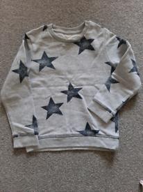 3-4 year old boy sweater