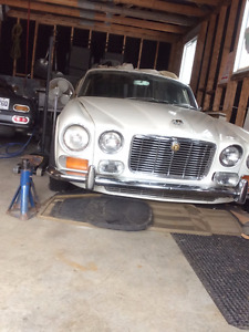 Jaguar xj6 1969 original