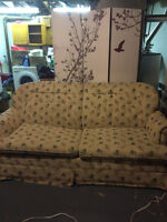 FREE - Double Sized Sofa Bed
