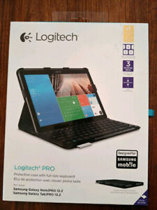 LOGITECH Protective case for Galaxy TabPro 12.2