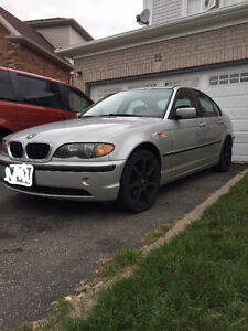 2002 BMW 320i Manual **IF AD IS STILL UP ITS STILL AVAILABLE**