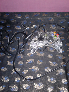 Game Controller xbox 360 afterglow
