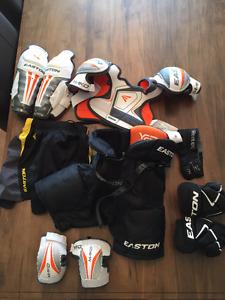 Équipement de hockey pour enfant 5 à 7 ans