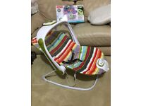 Mama papa baby bouncer very clean Suitable from new born to 2 years