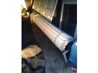 Garage door roller type