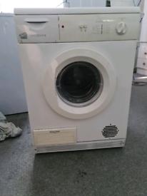 White knight condenser dryer (6kg)