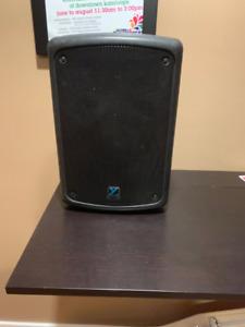 Yorkville 100W powered speaker
