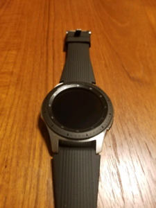 Samsung Galaxy Watch 46mm Silver!