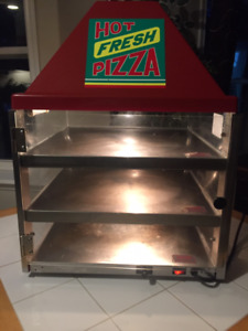 Wisco 680-3 Pizza Warmer