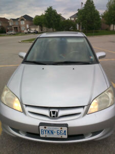HONDA CIVIC 2004 Si Model FOR SALE