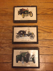 Old Car Wall Hangings