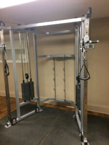 Commercial Functional trainer dual stack