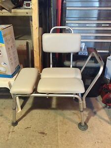 Shower chair new