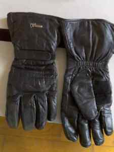 Motorcycle gloves used