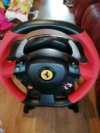 Xbox one steering wheel and stand