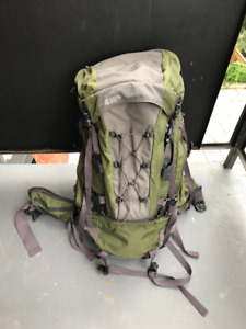 MEC Ibex 80 Backpack 80L in army green