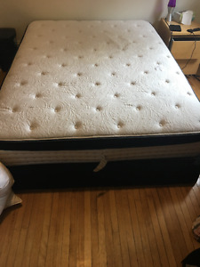 Queen-Sized Mattress for sale!