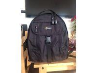 Geniune Lowepro camera bag pack