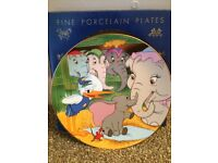 Kenley's collectable Disney plate- Dumbo